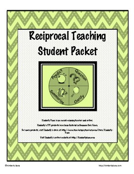 Reciprocal Teaching Student Packet