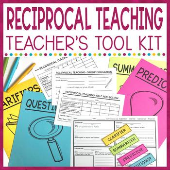 Reciprocal Teaching Tool Kit (Printable and Digital)