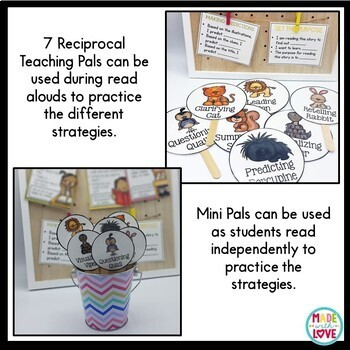 Reciprocal Teaching for Beginning Readers