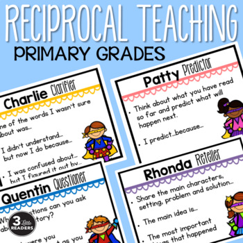 Reciprocal Teaching for Primary Grades