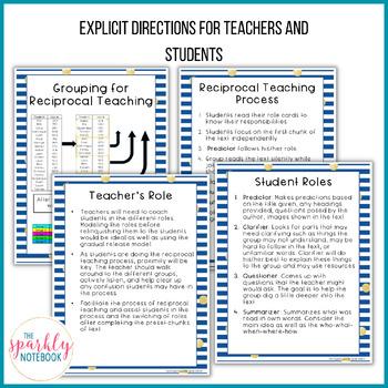 Reciprocal Teaching in a BUNDLE