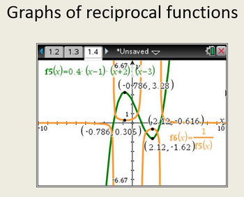 Reciprocal graphs.