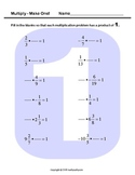 Reciprocals - Great Conceptual Warm-Up for Fraction Division and more!