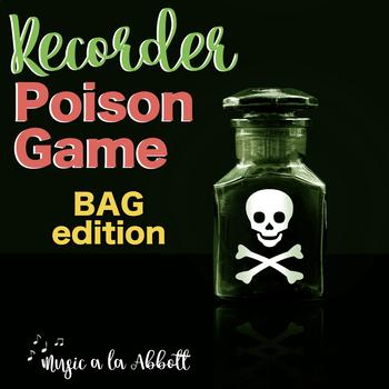 Recorder Poison Games {BAG}