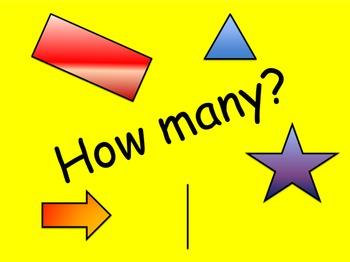 Recognise numerals and quantities