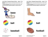 Recognize Compound Words: Lesson 7, Book 9 (Newitt Decoding Series)