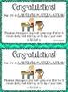 Recognize Math Achievement - Marvelous Mathematician