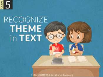 Recognize Theme in Text