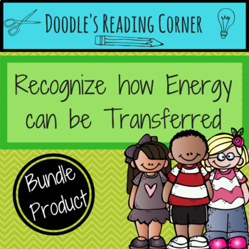 Recognize how Energy can be Transferred Bundle Product