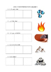Recognize & write Chinese radicals - Nature (water, fire,