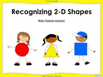 Recognizing 2D Shapes