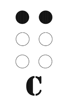 Recognizing Braille