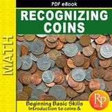 Recognizing Coins: Beginning Money Skills