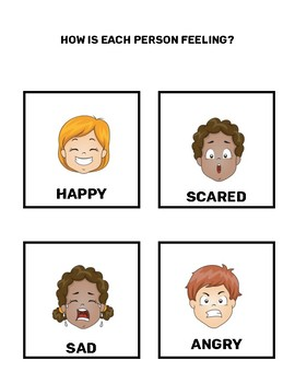 Recognizing Emotions and Feelings