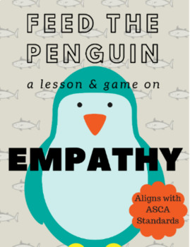 Recognizing Emotions/Feelings, Feed the Penguin Game