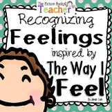 Recognizing Feelings inspired by The Way I Feel by Janan Cain
