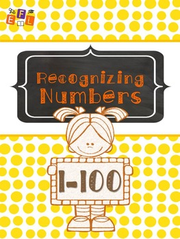 Recognizing Numbers 1-100