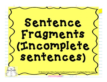 Recognizing Sentence Errors