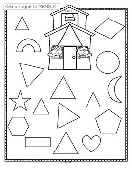 Shapes Dot Markers