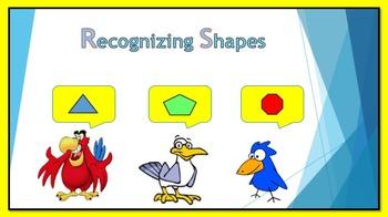 Recognizing Shapes