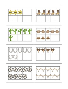 Recognizing Ten Frames and Ways to Make Ten