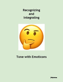 Recognizing and Integrating Tone with Emoticons
