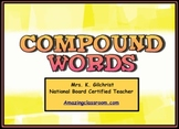 Compound Words - Smart Notebook Lesson