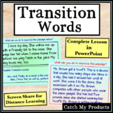 Transition Words PowerPoint
