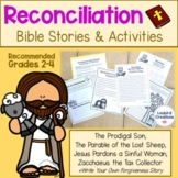First Reconciliation Bible Activities | Prodigal Son | Los