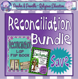 Reconciliation Bundle ~ Lap Flip Book, Zacchaeus, Sacrament of Forgiveness