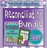 Reconciliation Bundle ~ Lap Flip Book, Zacchaeus, Sacramen