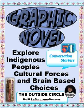 """Reconciliation Conversations in Graphic Novel, """"The Outside Circle"""""""