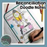 Reconciliation Doodle Notes