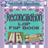 Reconciliation ~ Lap Flip Book, Religious, Sacrament of Forgiveness