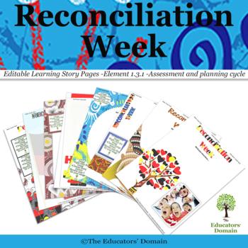 EYLF Reconciliation Week-Australia