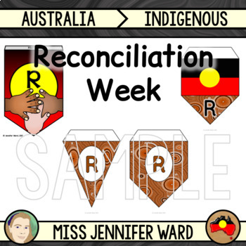 Reconciliation Week Bunting BUNDLE