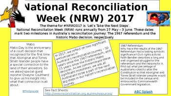 Reconciliation Week PPT