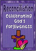 Reconciliation Word Wall Cards ~ Sacrament of Confession ~ Sin ~ Forgiveness
