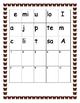En español.Reconocimientos de vocales ,consonantes y sílab