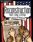 Reconstruction: 1865-1877 {TN 5th Grade}