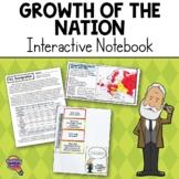 Reconstruction - 1900 U.S. History Interactive Notebook Unit Grades 5 & 6