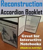 Civil War Reconstruction Era Activity: 15th - 13th Amendment