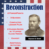 Reconstruction - APUSH & US History EOC