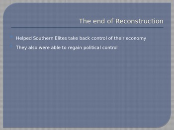 Reconstruction 5-1.4
