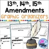Reconstruction Amendments: Graphic Organizers
