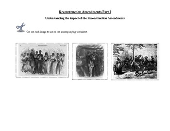 Reconstruction Amendments Part I - Purpose of 13, 14, & 15 with primary source