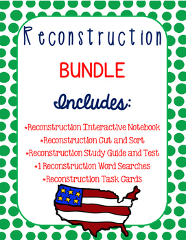 Reconstruction BUNDLE