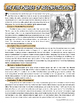 Reconstruction Close Reading and Common Core Worksheet wit
