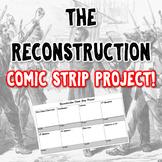 Reconstruction Comic Strip Project