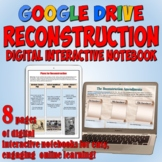 Reconstruction Era Google Drive Interactive Notebook